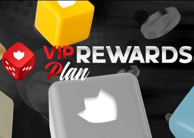 Casino Rewards Program Website