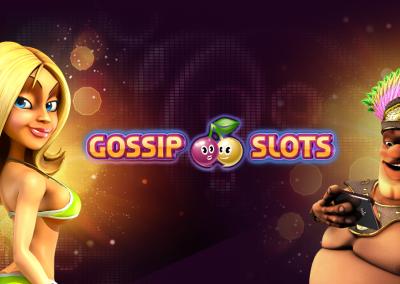 Slots Casino Website Redesign