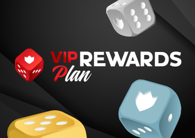 Casino Rewards Program Website