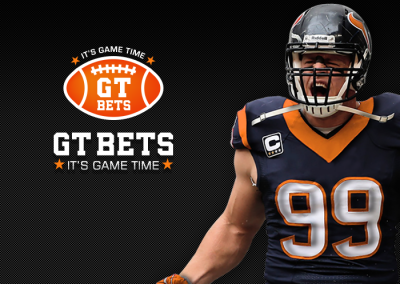 Sports Betting Website Redesign