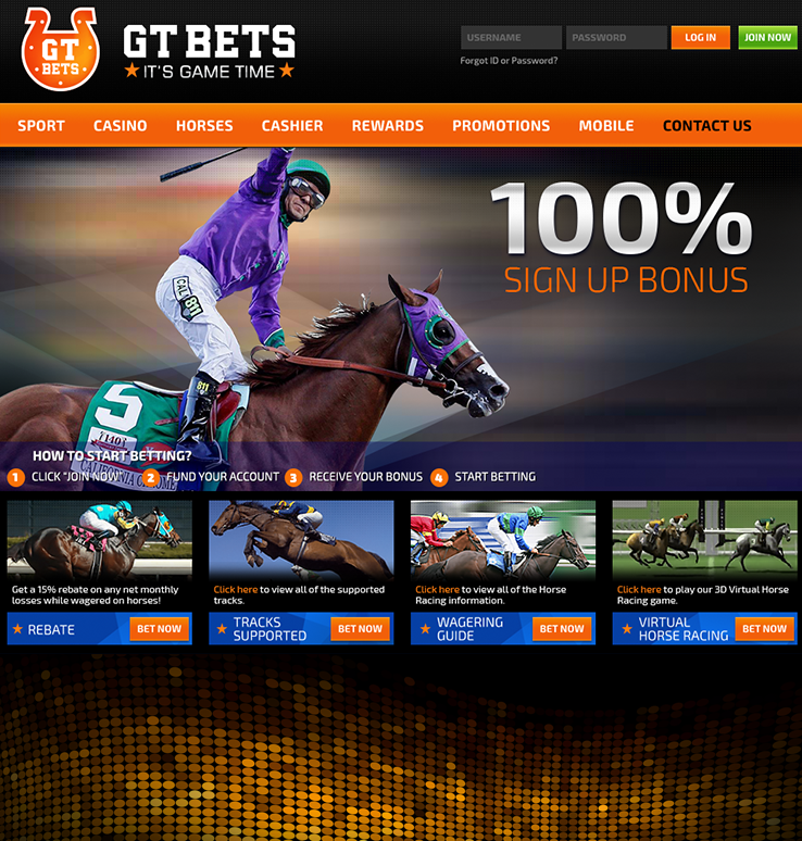 game betting website