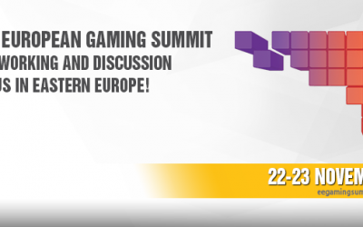 Eastern European Gaming Summit Is Coming For a 9-th Edition