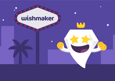 Wishmakers – Online Casino Mascot Design