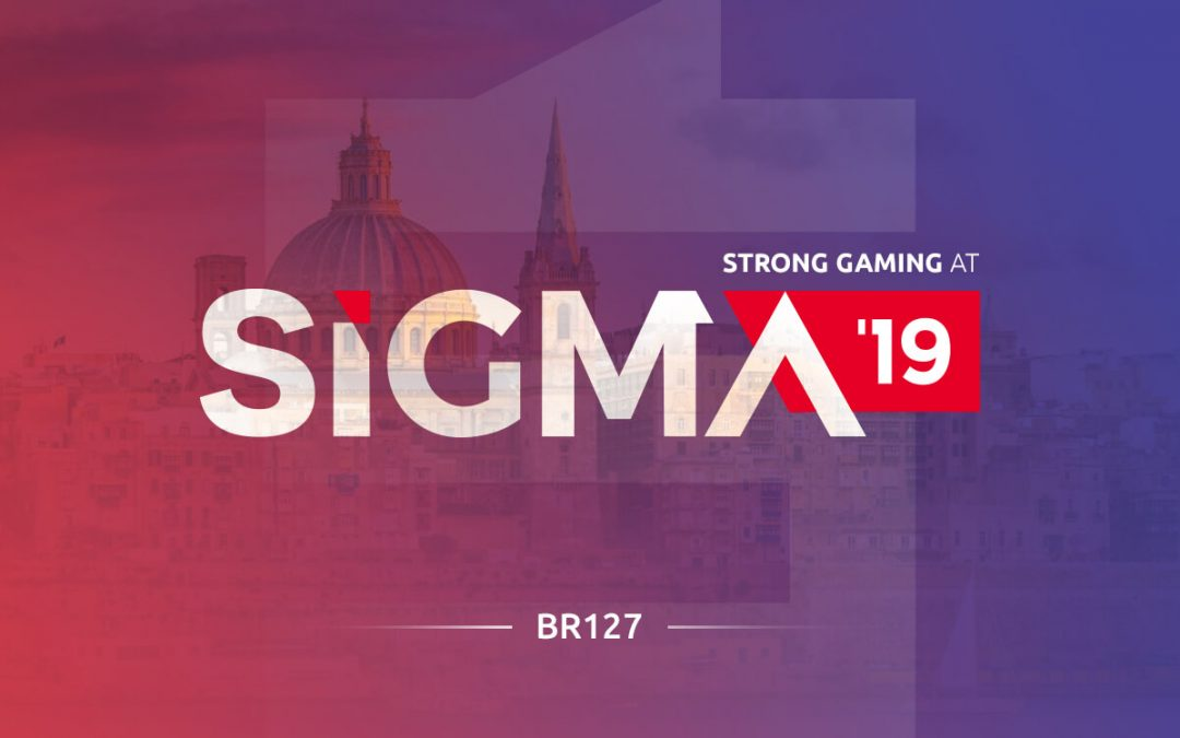 StrongGaming at SiGMA 2019